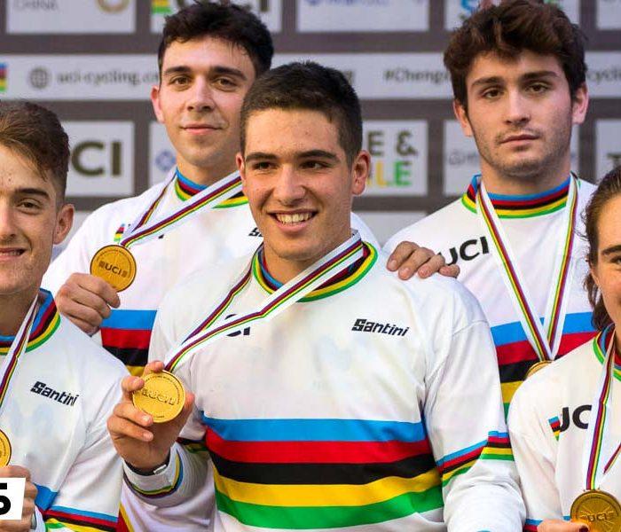 España vence el Campeonato del Mundo de Biketrial por equipos