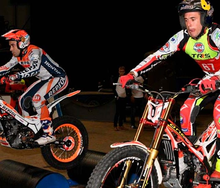 VIDEO | Toni Bou VS Adam Raga Trial Indoor Sheffield 2020