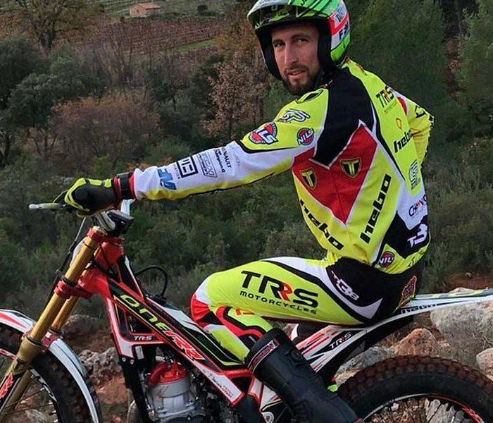 Alex Ferrer nuevo piloto TRS Motorcycles en 2020