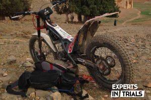 moto de trial gasgas 2012 raga