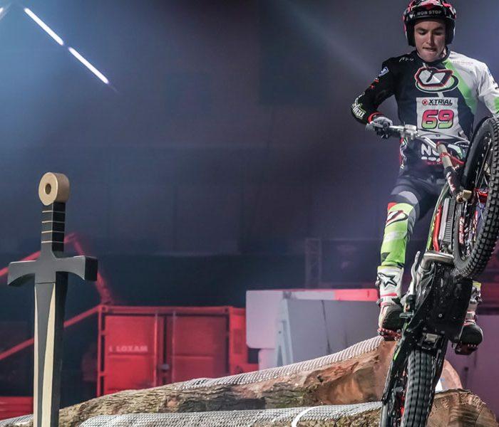 Jaime Busto se lesiona y es baja para el X-Trial de Bilbao