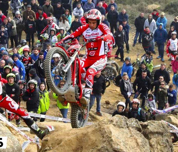Jorge Casales empieza mandando en el Campeonato de España 2020