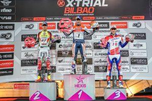 podium bilbao xtrial 2020