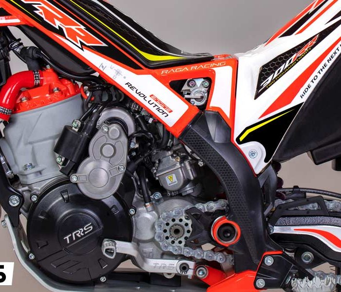 Presentación TRRS RR 2020 con arranque eléctrico