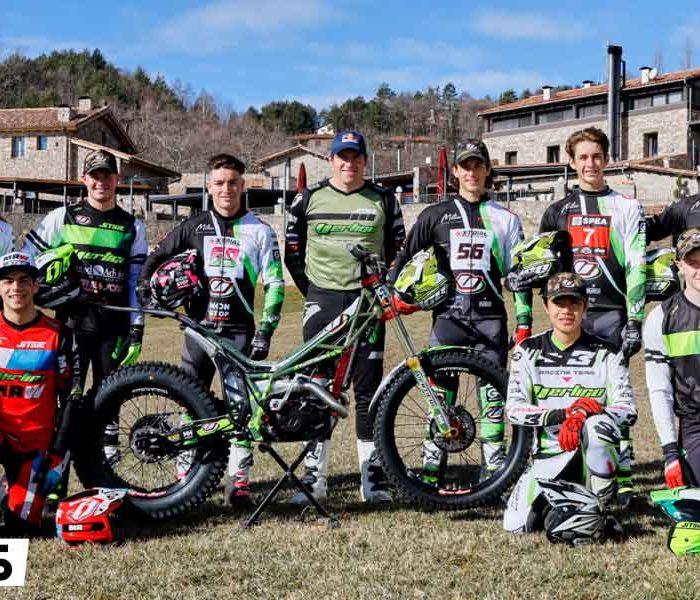 Vertigo presenta su equipo oficial 2020 de trial