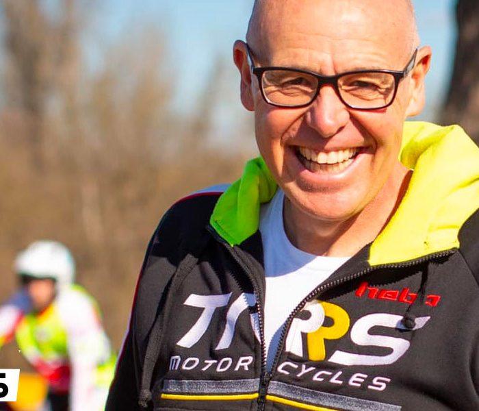 Jordi Tarrés: «en el mundial de trial teníamos cosas mejores que ahora hace 30 años»