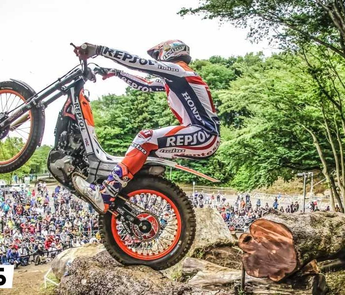 VIDEO | Las qualify más espectaculares de Toni Bou