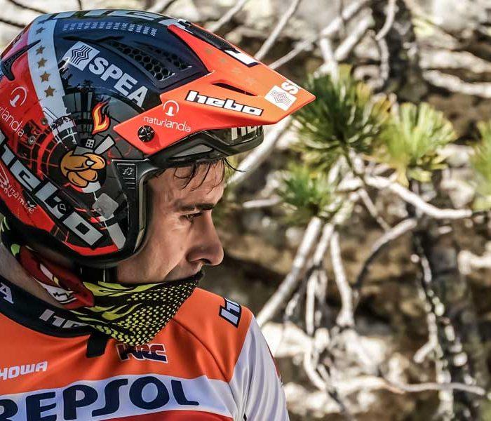 Toni Bou llega lesionado a GP de España en Pobladura de las Regueras